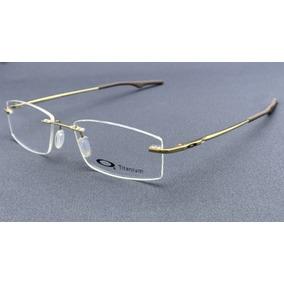 7740f8ba58219 Armaçao De Oculos Masculino Titanio - Óculos no Mercado Livre Brasil