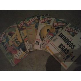Lote De Revistas Placar