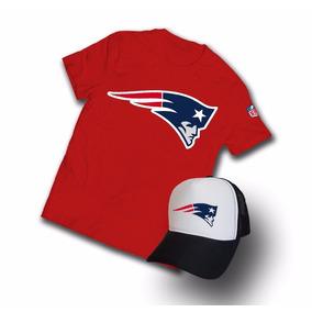 e339f5d1b187a Kit Camisa New England Patriots Boné Camiseta - Promoção