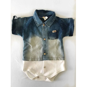 Body Jeans Bebe - Bodies de Bebê no Mercado Livre Brasil 5b1b25ac31c
