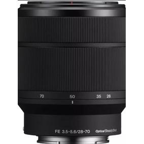 Lente Sony 28 - 70mm