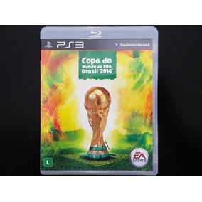 Copa Do Mundo Fifa Brasil 2014 - Ps3 Seminovo Playstation 3