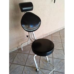 Cadeira Design Sobrancelhas E Maquiagem Dobravel
