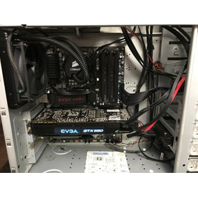 Computadora Intel Core I7 965, 6gb Ddr3, Gtx 580, 240gb Ssd
