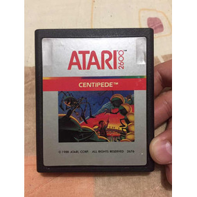 Centipede. Original Atari 2600