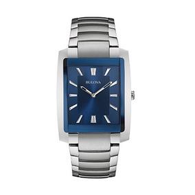 a789703e39d Relogios Retangulares Bulova - Relógios De Pulso no Mercado Livre Brasil
