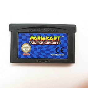 Mario Kart Super Circuit Game Boy Advance Gba Nds Lite