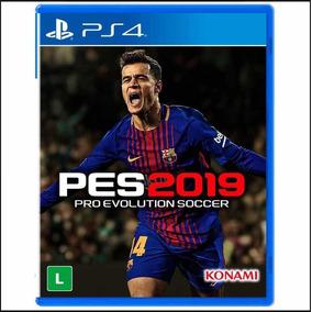 Pes 19 Pro Evolution Soccer 2019 Ps4 Promoção