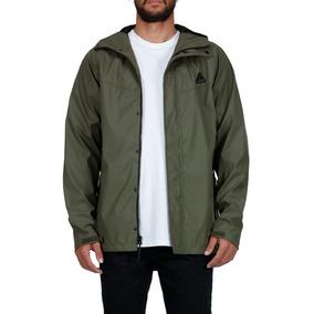 Campera Billabong Shield Jacket Verde Hombre