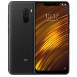 Smartphone Xiaomi Pocophone F1 Dual Sim Preto De 64gb