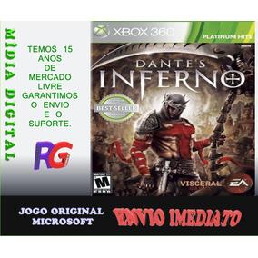 Dantes Inferno - Xbox 360 Mídia Digital Roraima Games