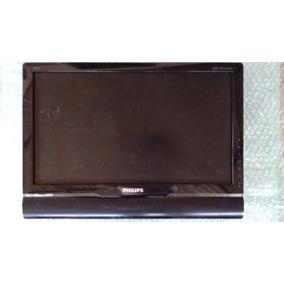 Carcaça Philips Led Tv Monitor 190ts2l ( No Estado )