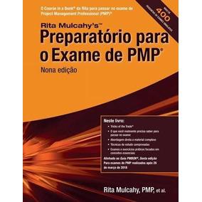 Rita Mulcahy - Pmp Exame Prep 9ª Edição - Português Br