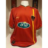 Camisa Da Turquia 2002 - Futebol no Mercado Livre Brasil ab1fccea51e02