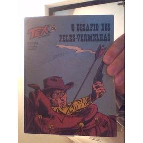 Livro Tex N º 26- O Desafio Dos Peles- Vermelhas Vários
