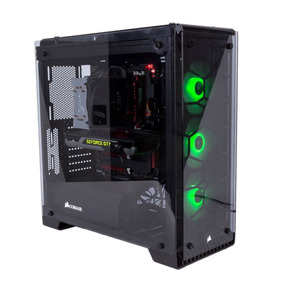 Pc Gamer 570x I7 8700k 16gb Ram Gtx 1070ti Ssd 480gb Rgb