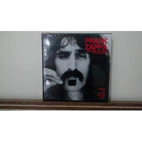 Frank Zappa Where The Shark Bubbles Blow - Box Com 5 Cds
