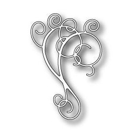 Suaje Corte Ondas Decorativas Troquel Scrapbook Cortar Papel