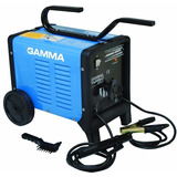 Soldadora Gamma Eléctrica Turbo 220