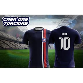 Camisas Sublimação Total Bahia Personalizada,n/n