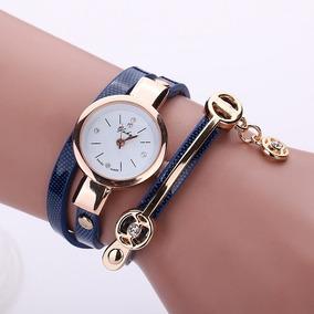 0ff1b364e8 Relogio Feminino Azul Marinho - Relógio Feminino no Mercado Livre Brasil