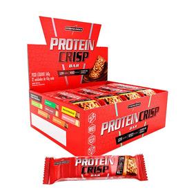6fd6ca2d4 Barra De Whey Crisp - Whey Protein para Massa Muscular no Mercado Livre  Brasil