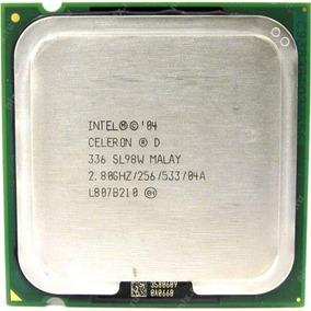 Procesador Celeron D 2.80 Ghz