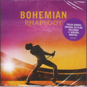 Queen - Bohemian Rhapsody (cd The Original Soundtrack) 2018