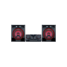 Mini System Lg 620w Usb Mp3 Bluetooth - Xboom Ck56