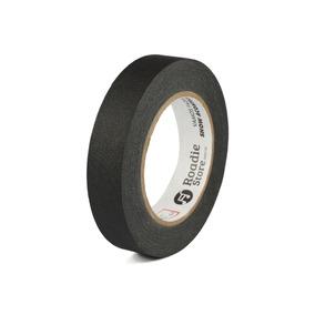 Fita Gaffer Tape Preta Roadie Store 25mm X 30mts Promoção