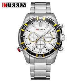 665f8037801 Relogio Salco Quartz 3 Atm Water Proof Masculino Dumont - Relógios ...