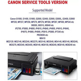 Reset Canon Mb2110 Mb5310 G4100 Error 5b00 Envio Gratis
