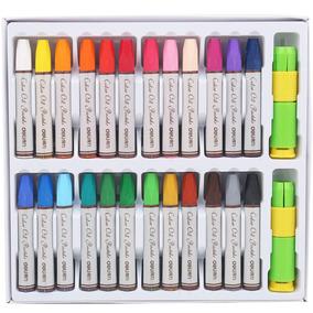 (deli) 72052 24 Color 24 Colores Fáciles De Colorear