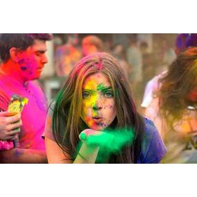 Polvos Holi De Colores Para Eventos