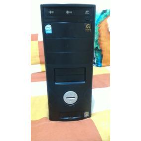 Cpu Intel Dual Core Básica Com Placa De Tv