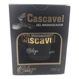 Gel Massageador Cascavel 250g-6 Unidades