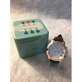 5af515656850 Reloj Fossil Cafe Metalico Para - Relojes en Mercado Libre México