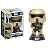 Funko Pop Star Wars Rogue One Scarif Stormtrooper