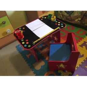 Mesa De Estudio O Dibujo Para Niños Marca Alex