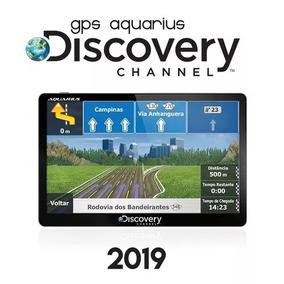 Atualização Gps Aquarius Discovery Brasil Abril 2019 4.3pole
