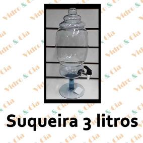 632425a8a Suqueira Vidro Trabalhada Bar E Petiscos - Cozinha no Mercado Livre ...