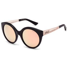 58cd7edadb2 Oculos Sol Colcci C0018 Preto Brilho E Dourado Fosco C Nf