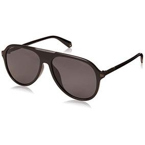 Polaroid Pld2071 g s x Gafas De Sol Para Hombre, Black, 48196fceff