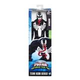 Boneco Venom Titan Hero Spider Man - Hasbro