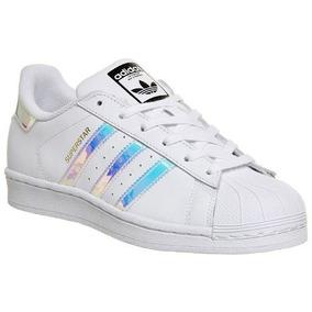 Tênis adidas Superstar Originals Branco Masculino Feminino e0e56e2363f03