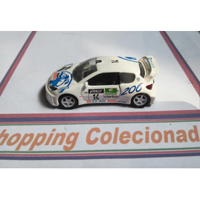 Miniatura Peugeot 206 Rallye I Guisval