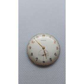 3e49fac1b22 Relogio Marvin Ch A Ouro - Relógios Antigos e de Coleção no Mercado ...