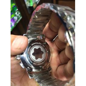 6d565dc7add Relogio Montblanc Replica De Luxo Masculino Maranhao - Relógios De ...