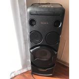 Sistema De Audio Con Bluetooth Y Wifi Sony Mhc-v77d