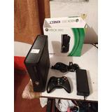 Xbox 360 Usado Slim 4gb Lee Juegos Originales Y Económicos